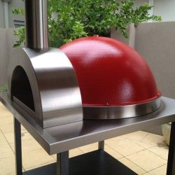 The Zesti Wood Fired Pizza Oven Woodfired Pizza Oven Pizza Oven For Sale Wood Fired Pizza Oven