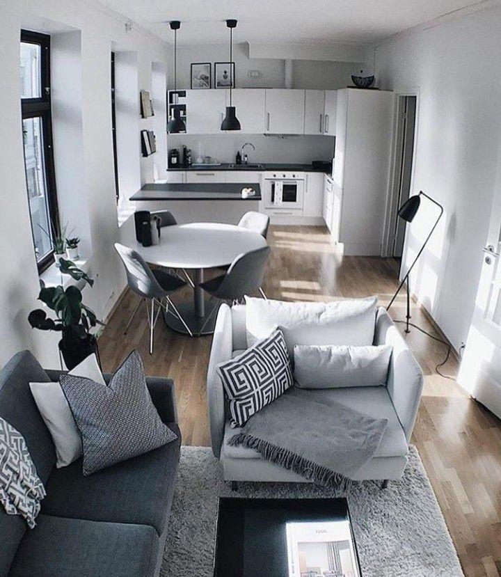 Pin de dalia en tiny kitchens ideas pinterest for Decorar casa 60 metros