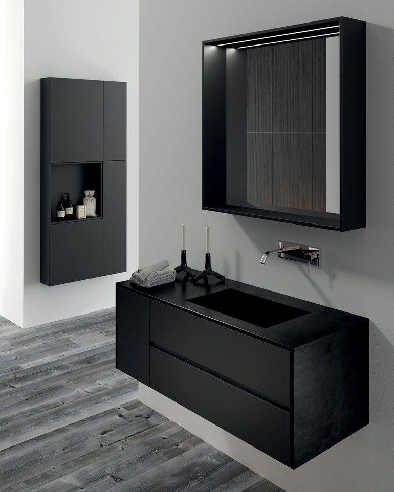 Bathroom cabinet  MAKE 14  LASA IDEA  for water closet