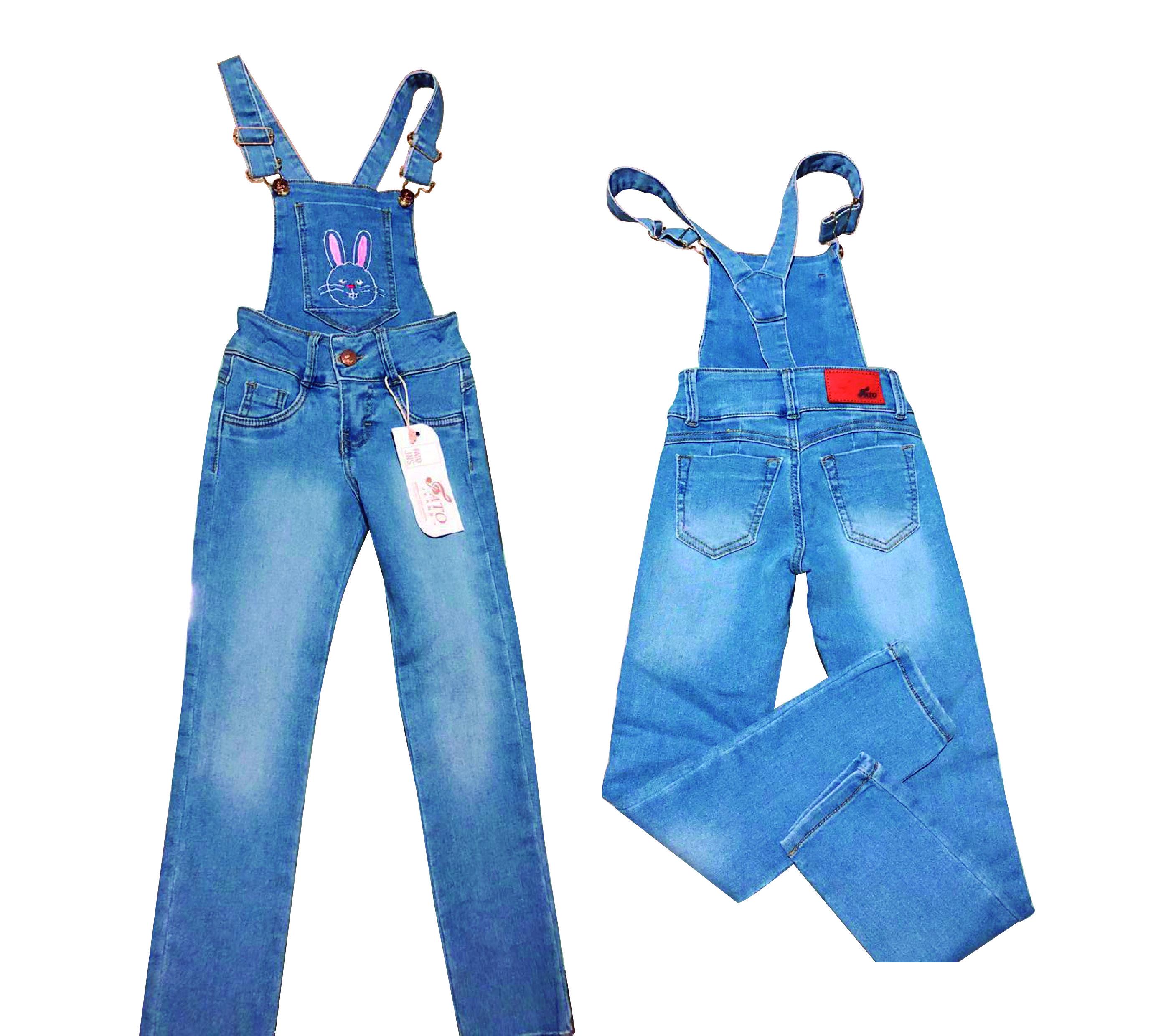 Overall Para Nina De Mezclilla Jumpsuit Overalls Fashion