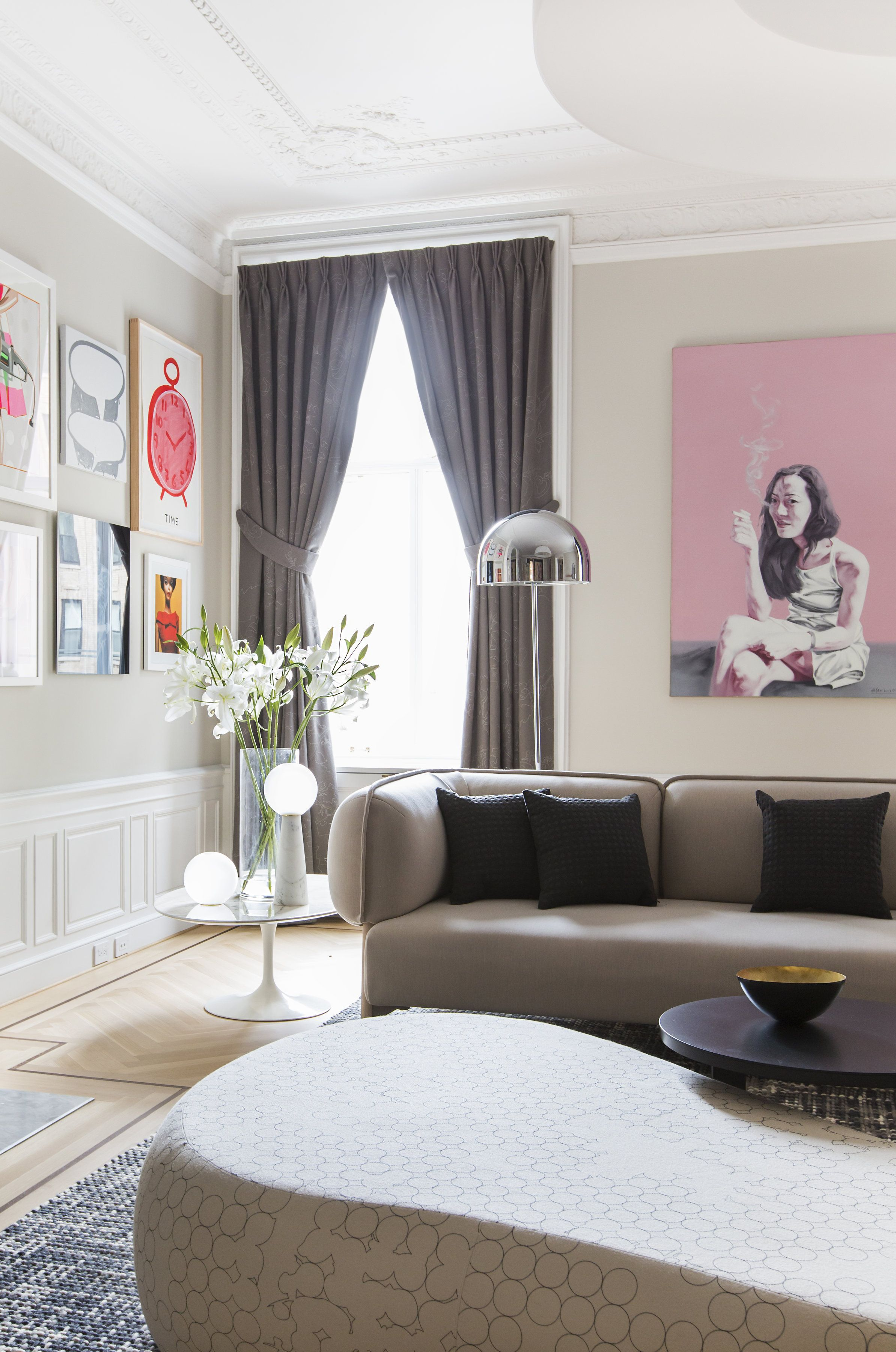 Megan Grehl Design Luxury, Modern And Contemporary Living Room Best