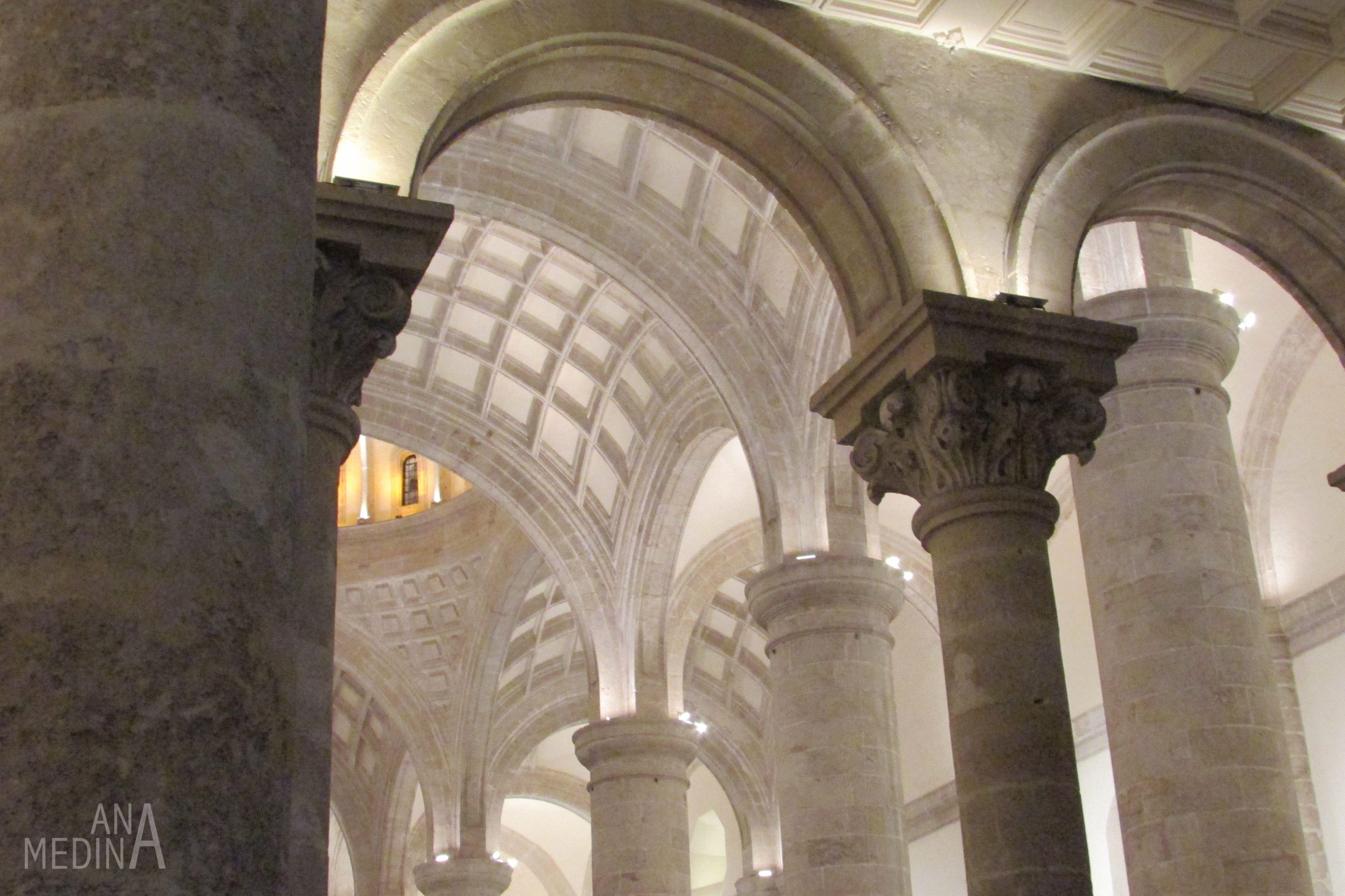 Catedral Mérida, México.