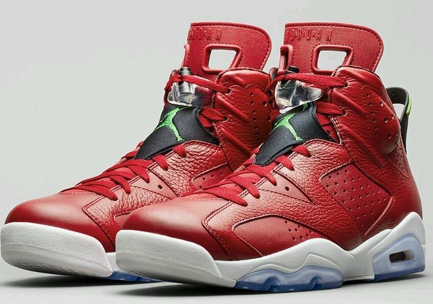 info for b35b2 8dd74 Jordan 6 Spizike OG History of Jordan VI 7 8 9 10 11 Space Jam Infrared  Grape  eBay