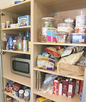 Purge Your Pantry|Organizing your pantry is easier than you think. Follow these three steps to save time in the kitchen.