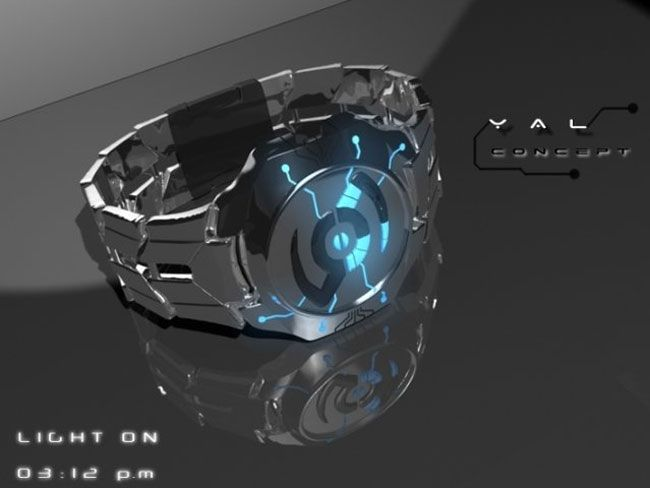 By Watch Concept TronRelojes Bizarros Inspired Yal Reloj D2IEH9eYW