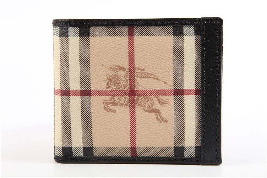sports shoes 403f6 f0c9b BURBERRY wallet men with credit card ($278), the price was ...