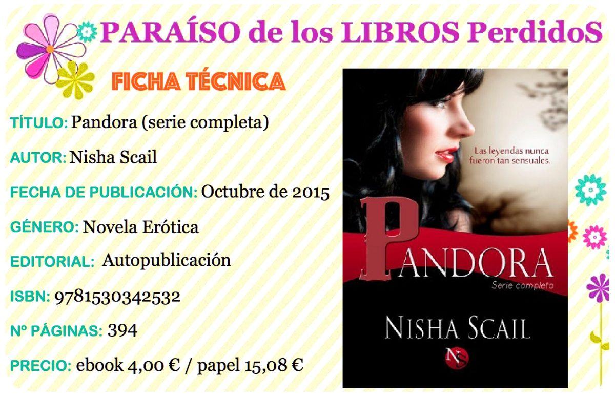 ↴ Pandora Temporada 1
