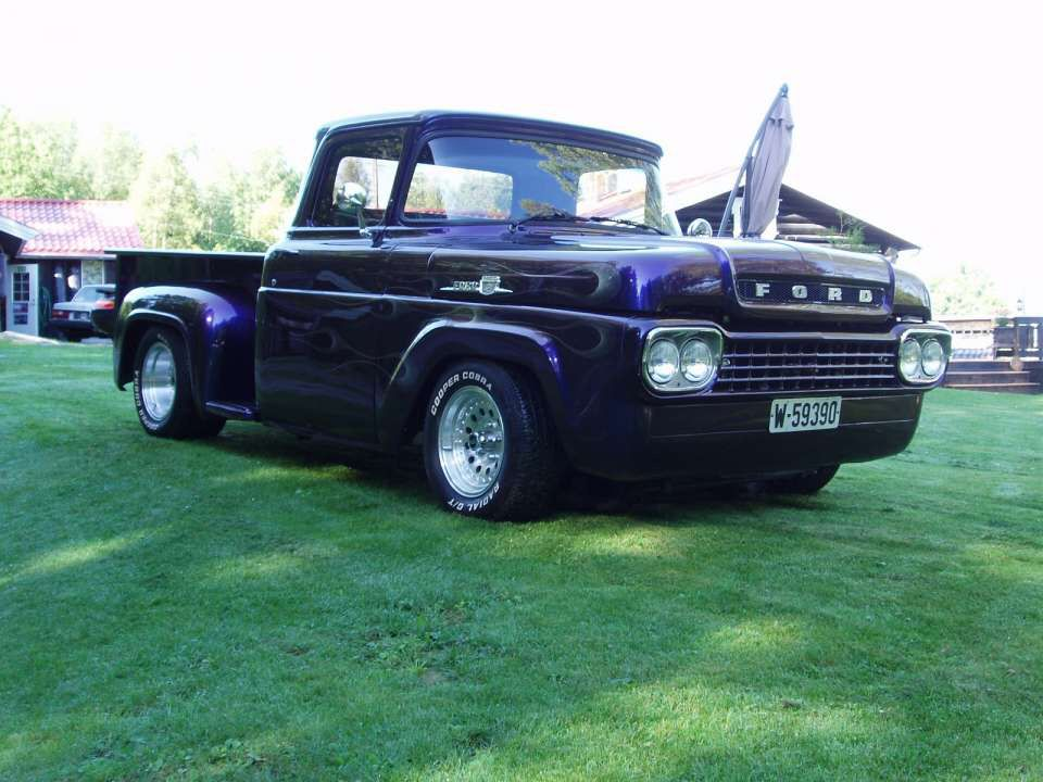 1959 f100 very cool truck!