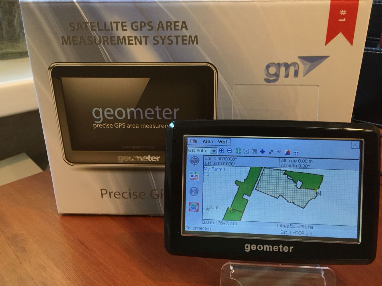 GPS GeoMeter 6