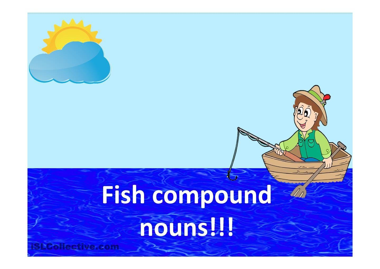 Fish Compound Nouns