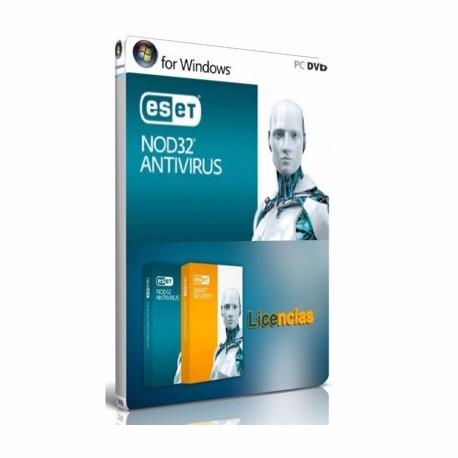 Licencias Eset Smart Security Y Nod32 Antivirus 8 9 10 11 12 Abril 2019 Actualizado Security Antivirus Smart