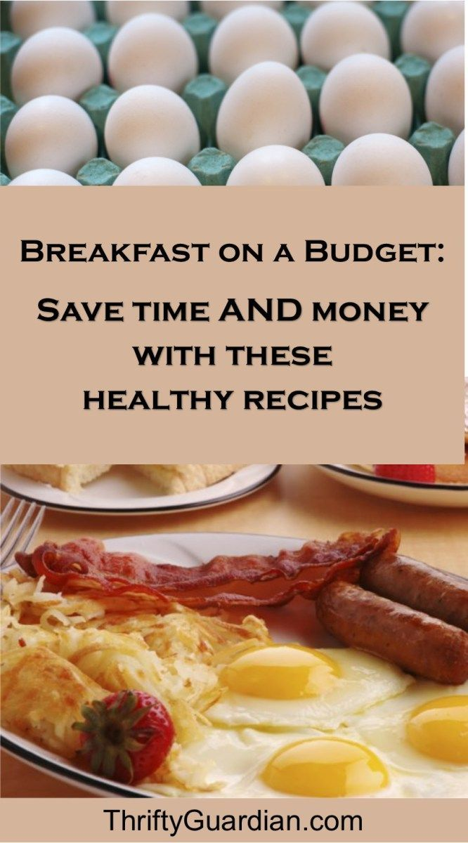 Quick And Easy Breakfasts On A Budget Money Matters Breakfast On