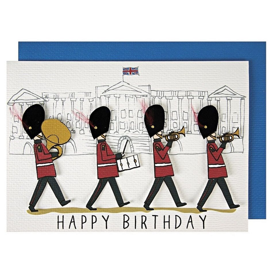 Fabulous London Birthday Card by Meri Meri at – London Birthday Cards