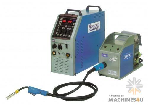 Welding Machine For Sale >> New Otc Daihen Mig Welders For Sale Otc Dp400 11 200