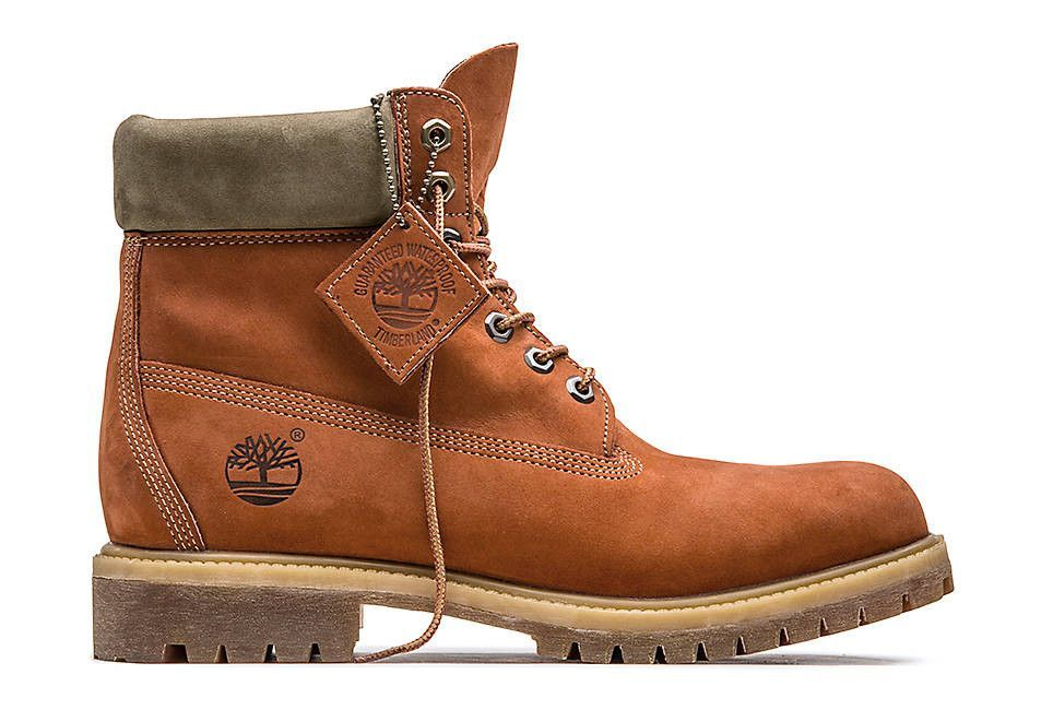 Description & features Timberlands limited edition boots