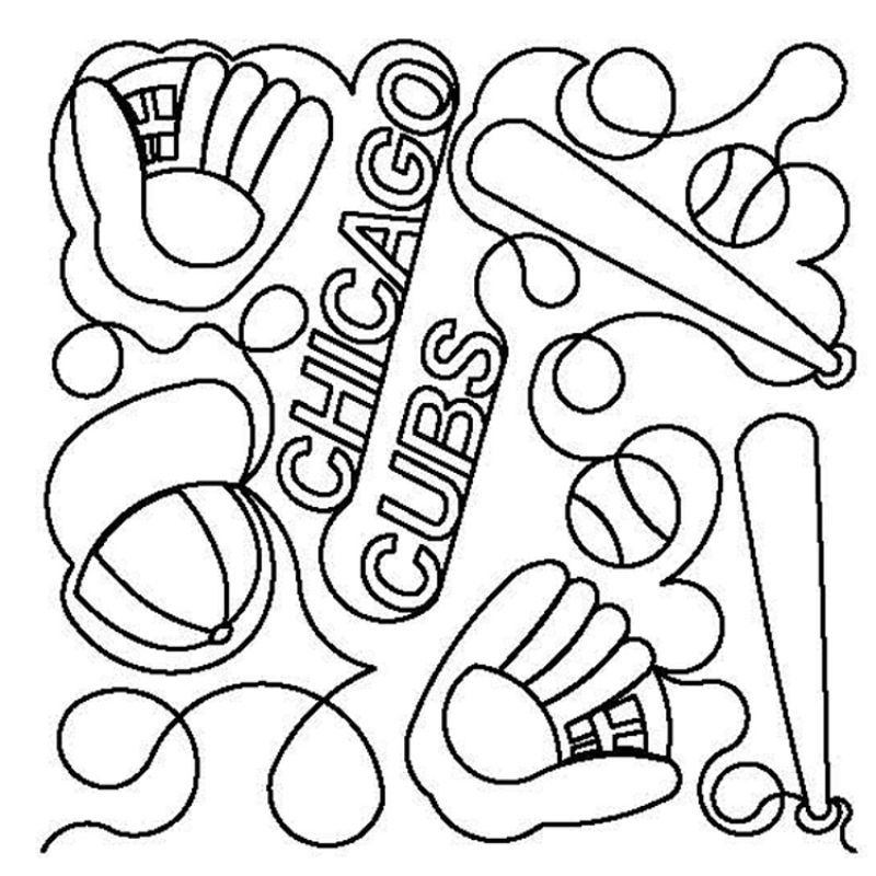 800x800 Baseball Cubs E2e By Designs By Deb Geissler Cubs Cubs Baseball Coloring Pages