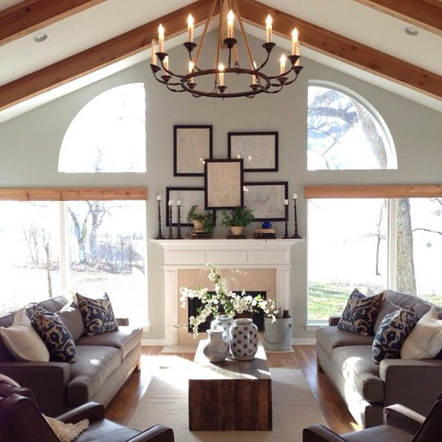 """9 Minimalist Living Room Decoration Tips: Love This From """"Fixer Upper"""""""