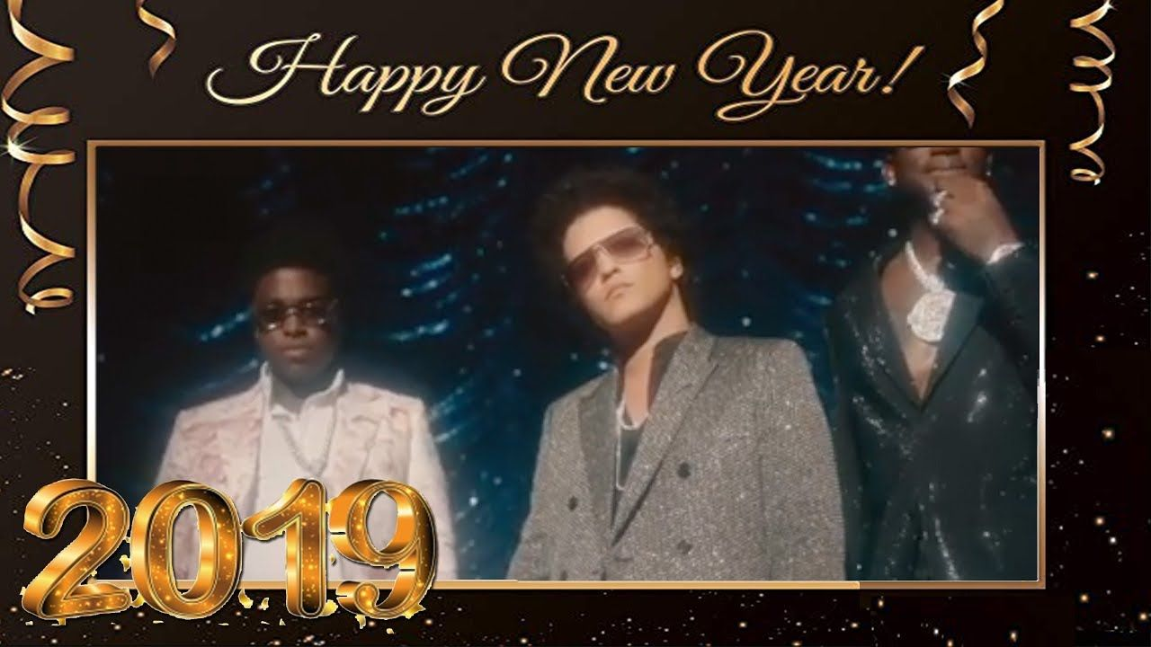 Bruno Mars 🎉 New Years Eve 2019 🍾 NewYearsEve NYE