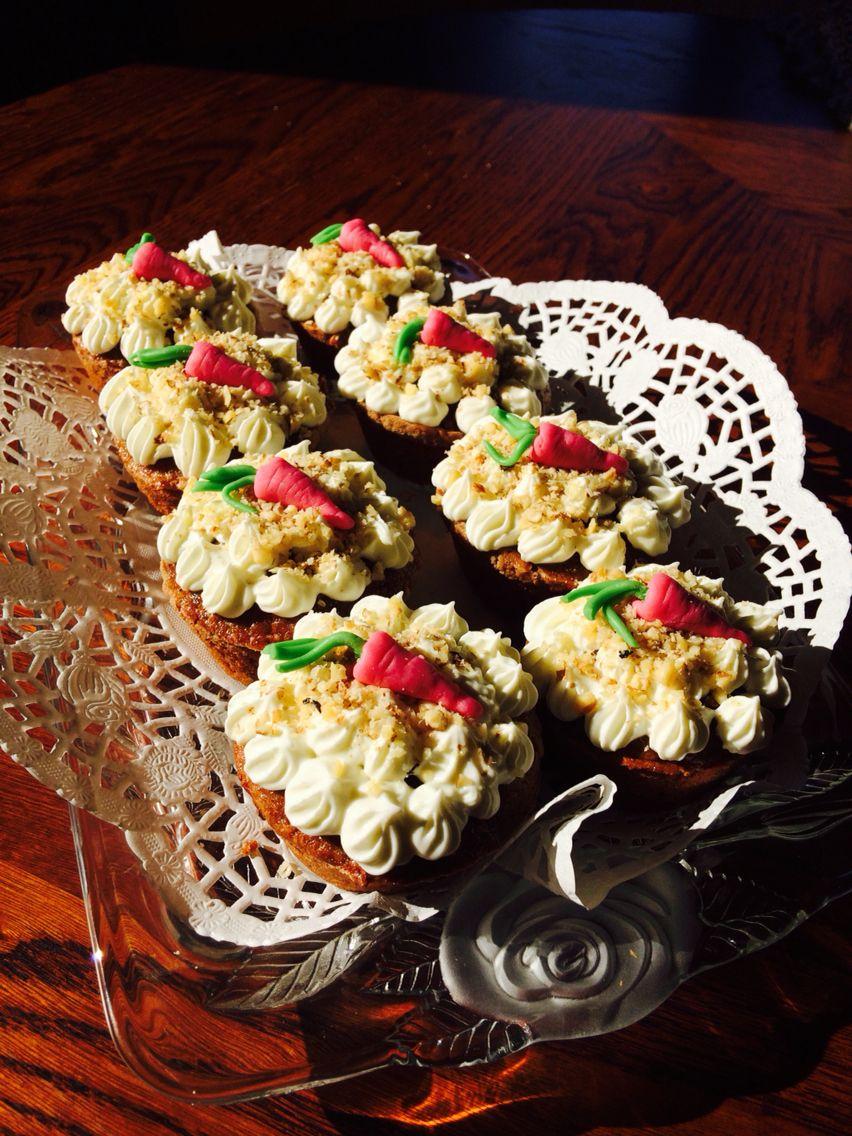 muffins carota