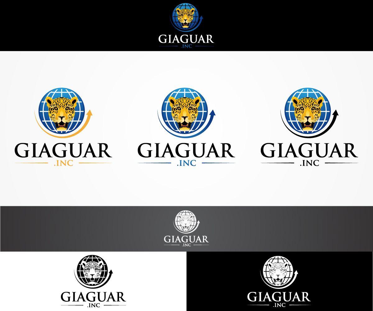 Giaguar.inc  needs a logo design Elegant, Modern Logo Design by sangeloenriquez