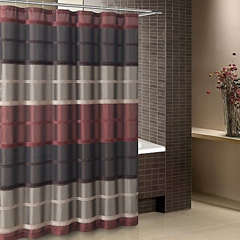 Give Your Bathroom A Dynamic Look With The Bombay Rust Shower