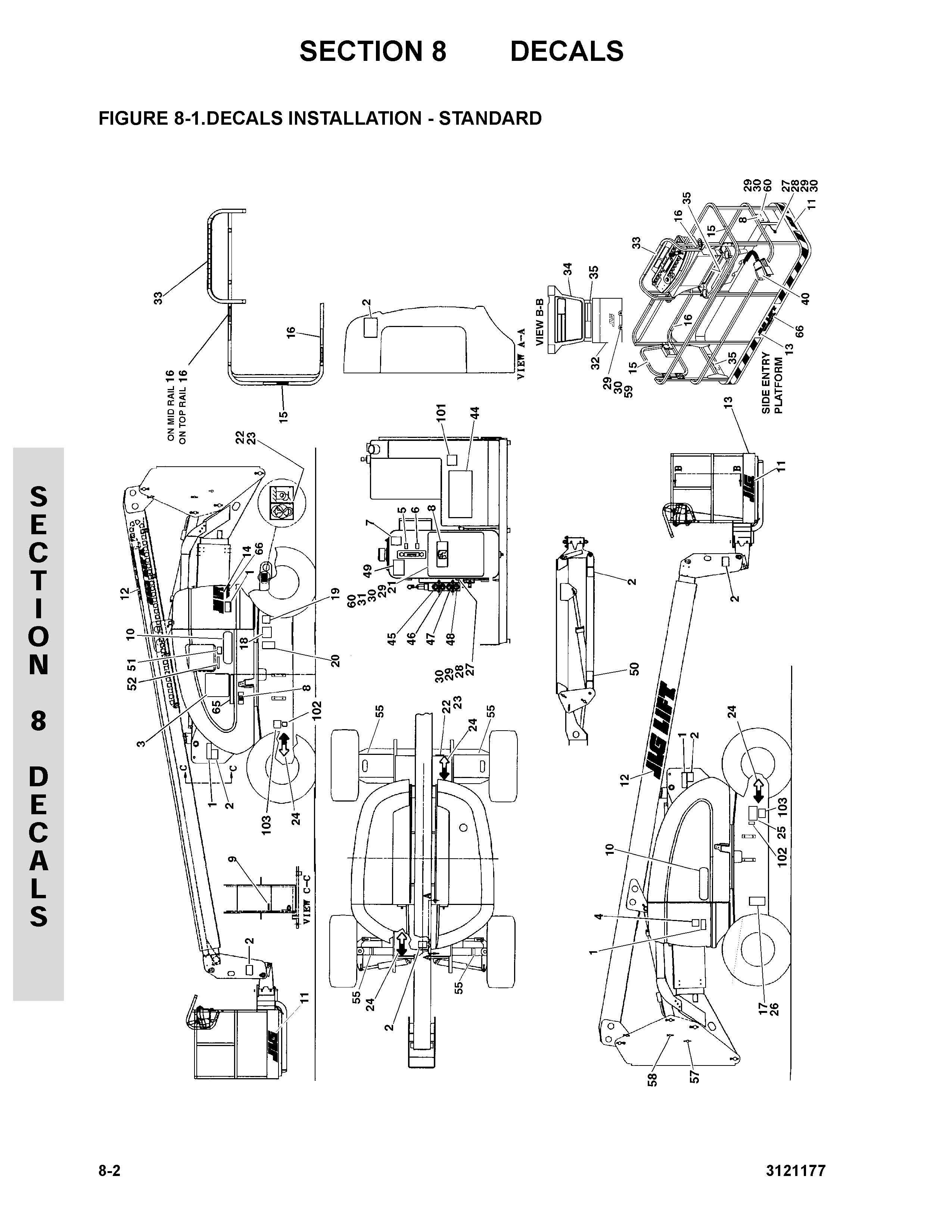 Snorkel Lift Wiring Diagram Unique In 2020 Diagram Wire Scissor Lift