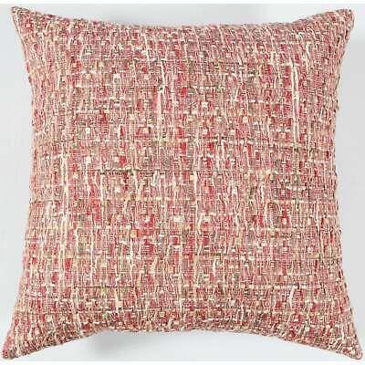 Rizzy Home All-over Threaded Pattern Multicolor Cotton Multi-color 22