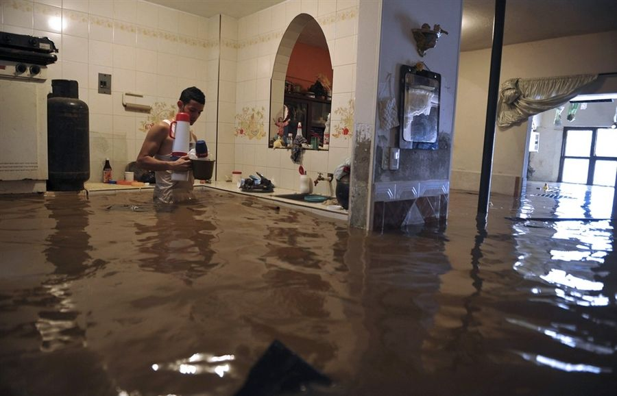 5 Surprises About Fixing A Flooded Home Houston Flooding Flooded House Flood Insurance