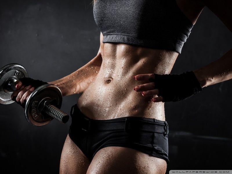 Download Girl Fitness Hd Wallpaper Fitnes Motivaciya Fitnes