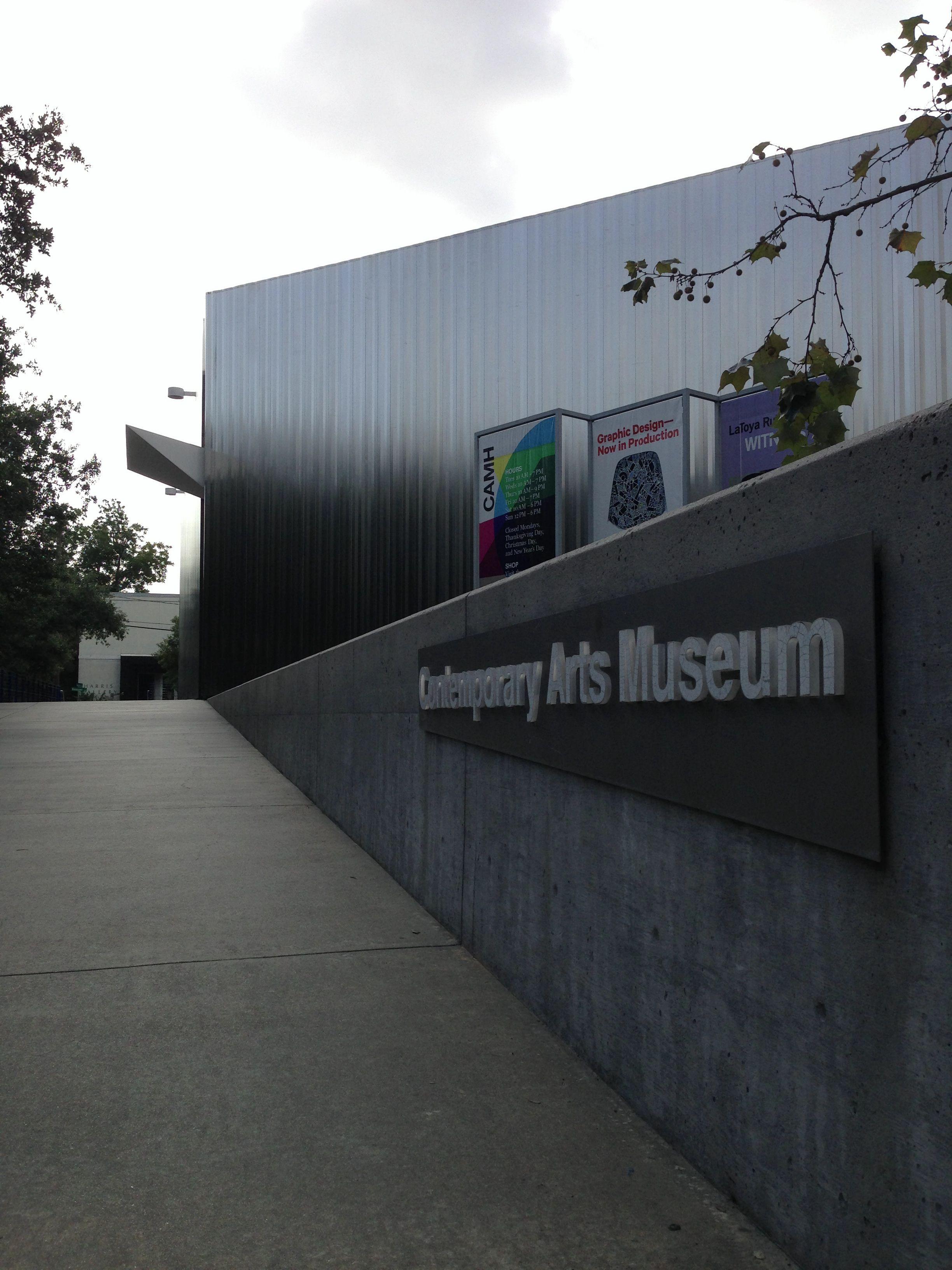 Contemporary Arts Museum, Houston, Texas Places, Travel