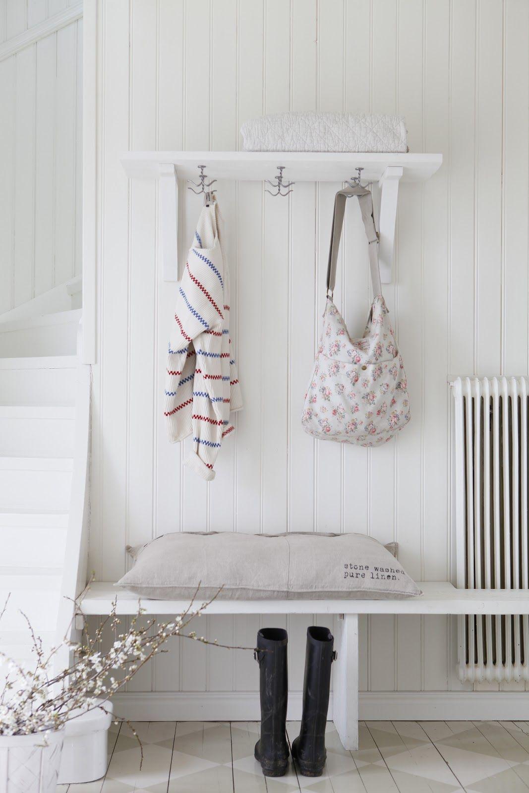 blogg by mildred Country Life in Scandinavia ufe0f Pinterest Inredning, Hus och Hall