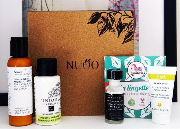 Ma première Nuoo box