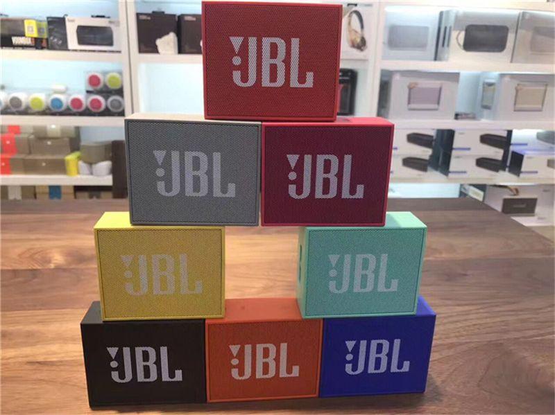 Original Jbl Go Portable Bluetooth Speaker Wireless Stereo Music Speakers Box Mini Loudspeaker For Music Speakers Bluetooth Speakers Portable Wireless Speakers