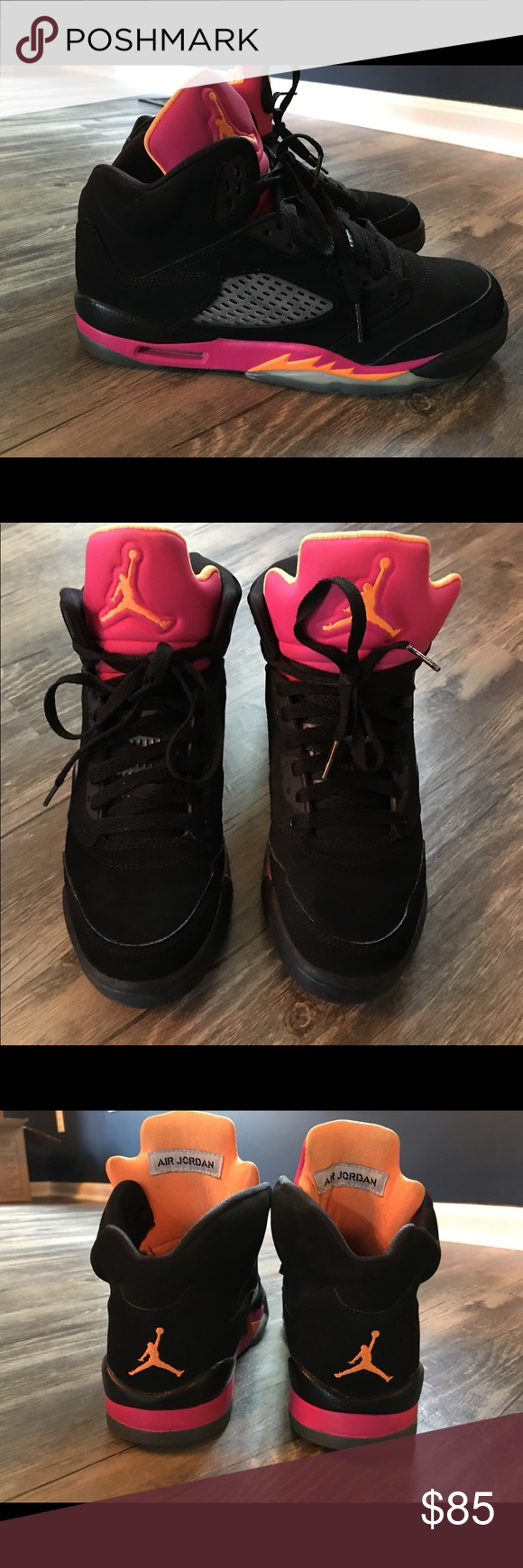 promo code 92e9c 50256 GIRLS AIR JORDAN 5 RETRO (GS)