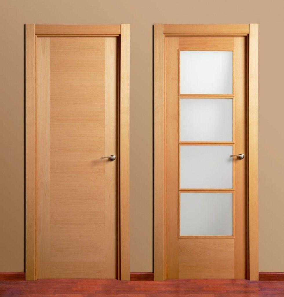 Puertas nuestras puertas principales son fabricadas en ud - Colores de puertas de madera interiores ...