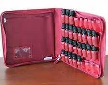 Essential Oils Carry Bag