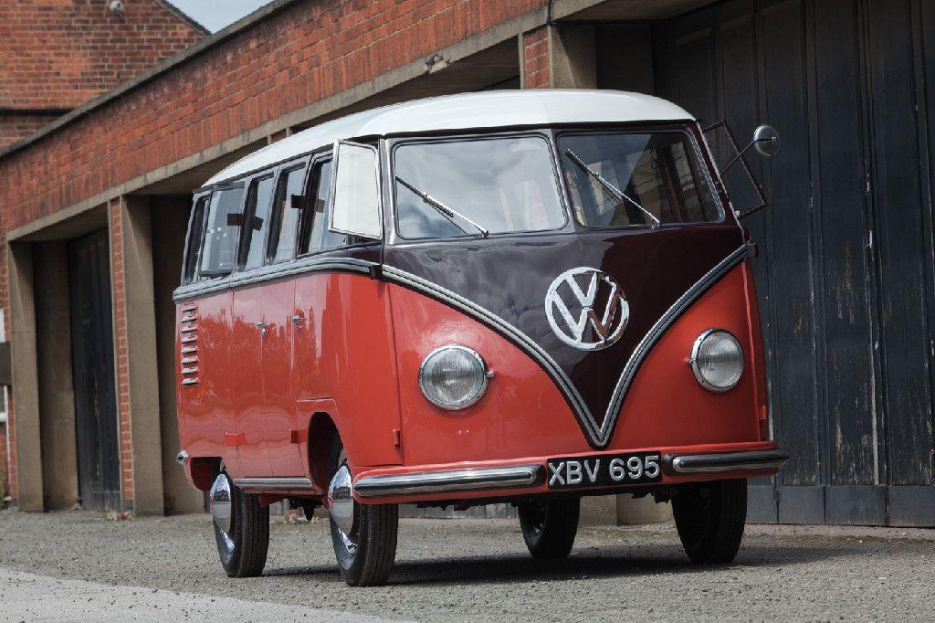 1951 Barndoor 15 Window Small Cars Vw Van Barn Door