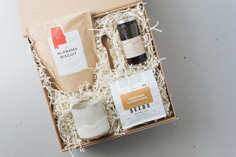Breakfast Gift Box Breakfast Gift Gifts