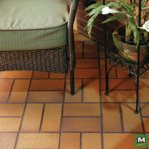 2 inch thick ceramic quarry tile