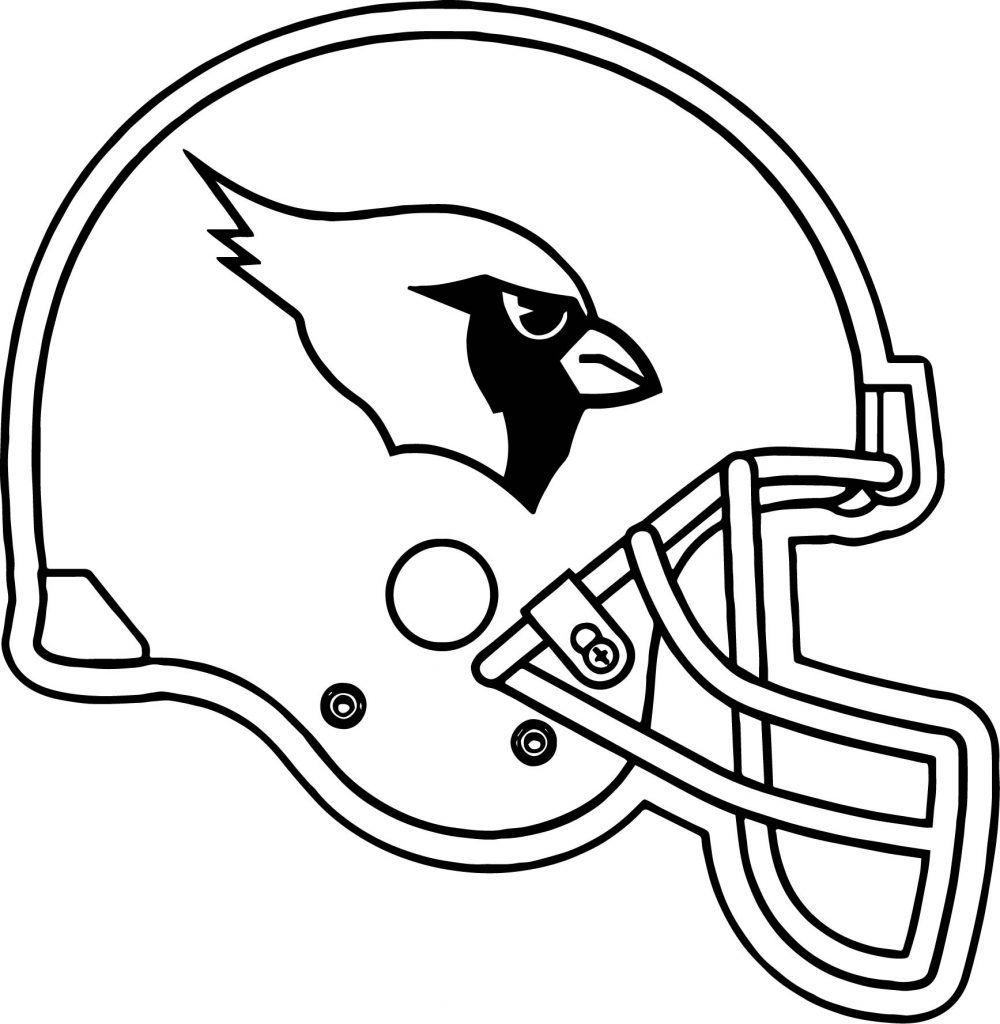 Football Helmet Coloring Pages Football Helmets Detroit Lions