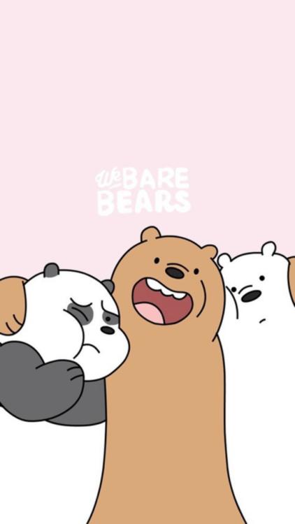 We Bare Bears Wallpaper Iphone 945511 Wallpaper Iphone Binatang Kartun