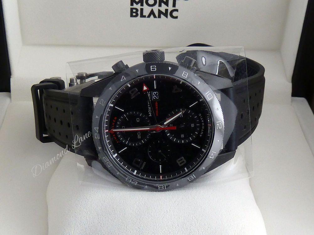 468e84548 NEW Montblanc TimeWalker Chronograph UTC Men's Watch 116101 #Montblanc