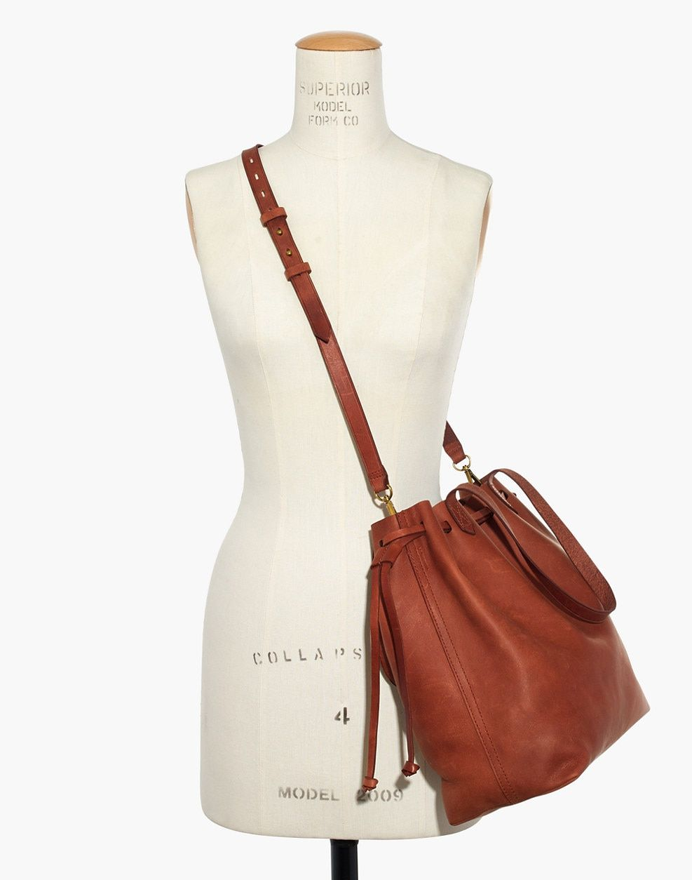 eb0246a4b The Medium Drawstring Transport Tote in 2019   My Style   Madewell ...