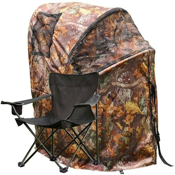 Yescom Portable Pop Up Hunting Blind Folding Chair Set Hunting Blinds Hunting Chair Deer Hunting Blinds