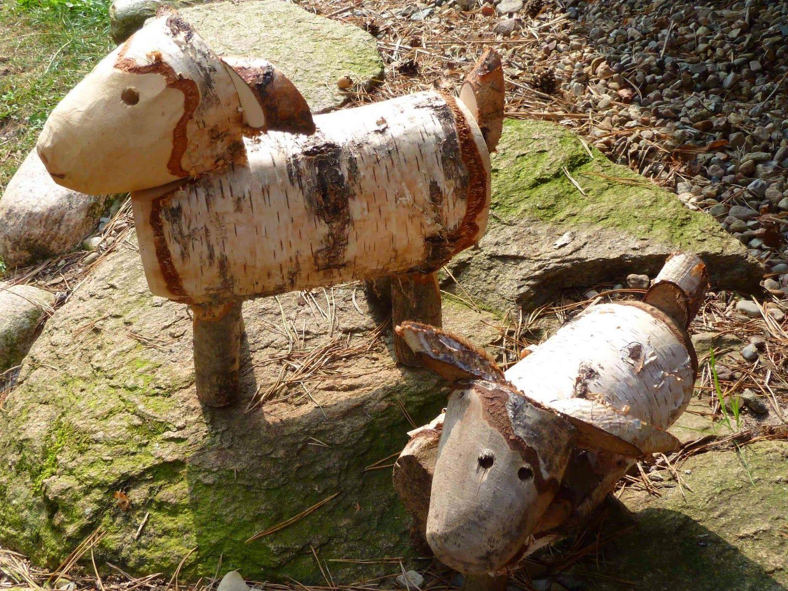 Pingl par mary kotula kunde sur wood pinterest bois for Animaux deco jardin