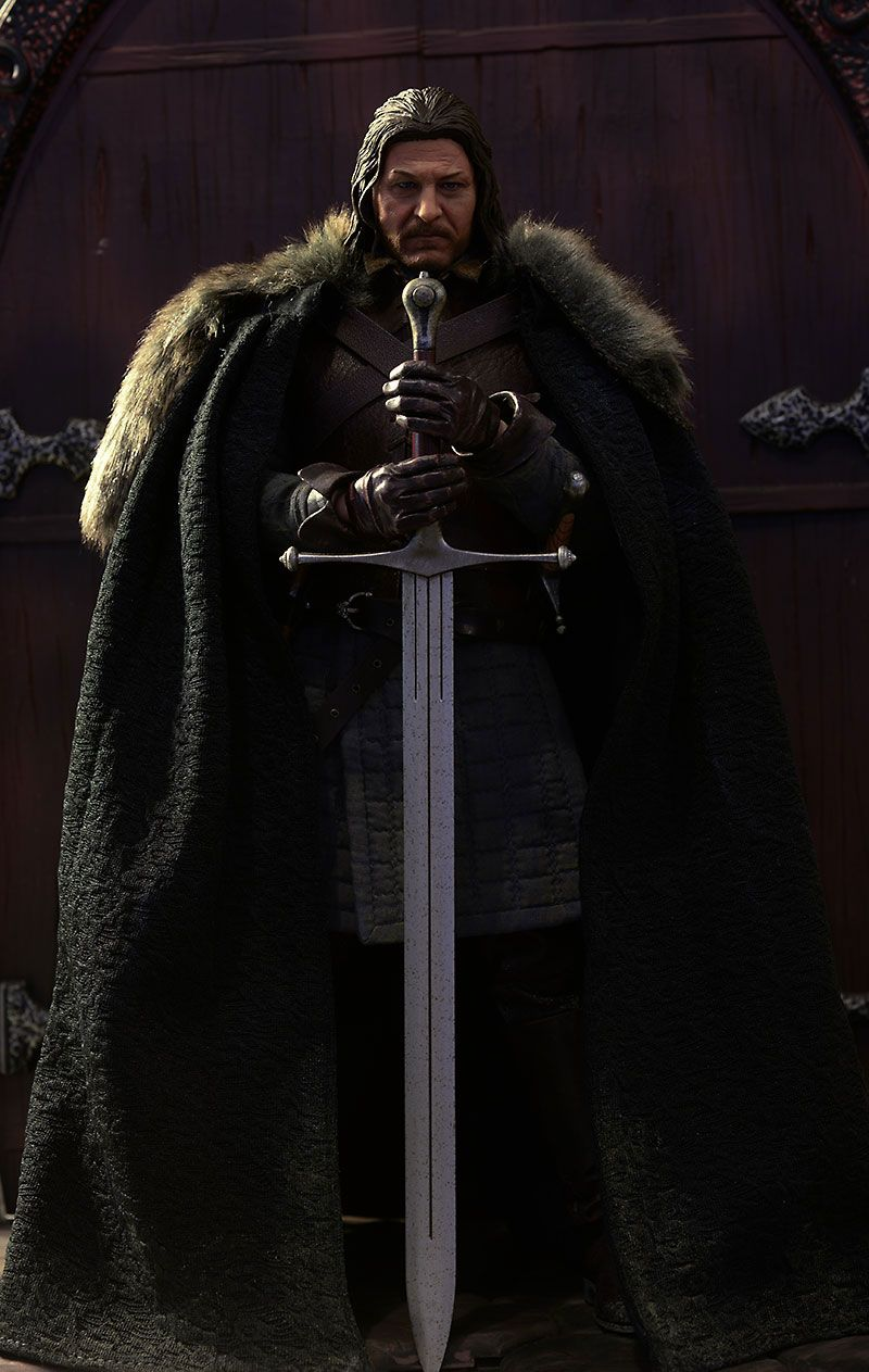 Ned Stark Game of Thrones sixth scale figure in 2020