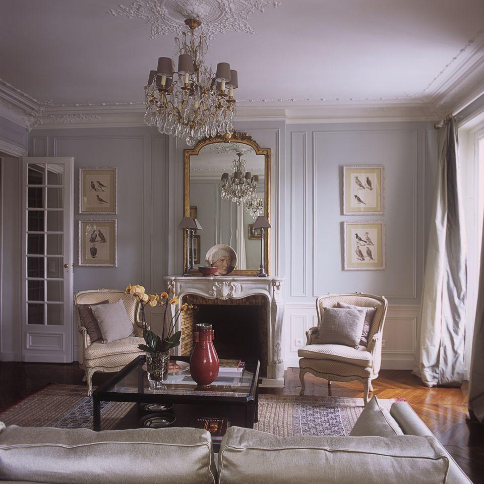 les 25 meilleures id es de la cat gorie appartement parisien sur pinterest d coration d. Black Bedroom Furniture Sets. Home Design Ideas