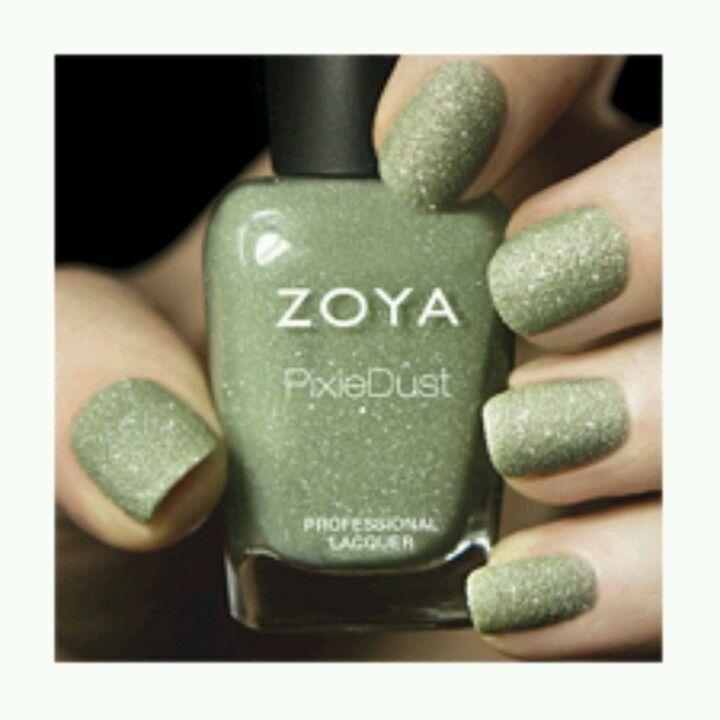 Zoya PixieDust Vespa | Nails | Pinterest
