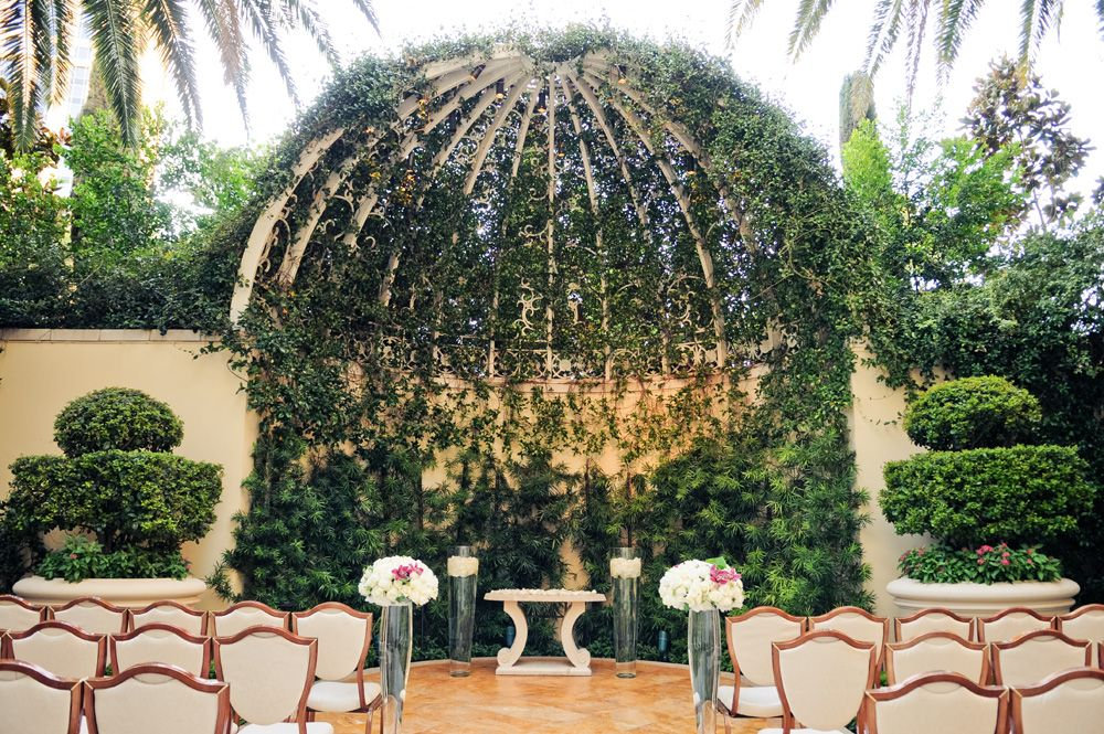 Primrose Court Wynn Las Vegas Wedding