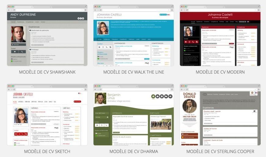 Doyoubuzz Creer Facilement Un Cv En Ligne Time To Learn Learning Marketing